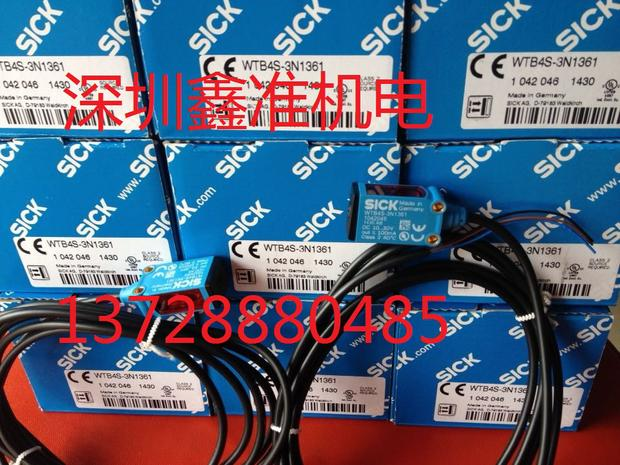 WTB4S-3N1361 Photoelectric Switch e3x da6 s photoelectric switch