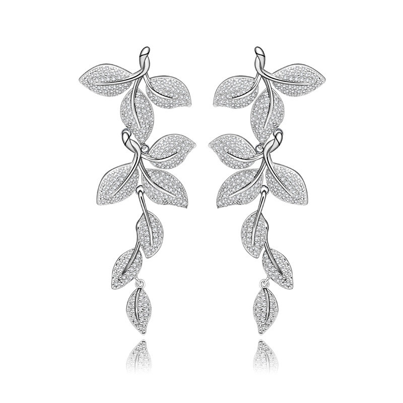 Online Buy Wholesale cz chandelier earrings from China cz – Cz Chandelier Earrings