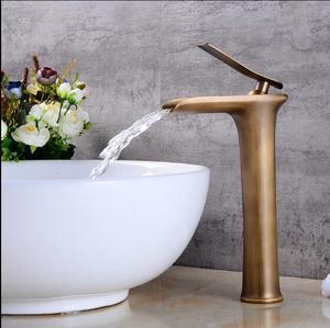 Image 1 - Смеситель для умывальника, смеситель для ванной комнаты, смеситель для умывальника с одной ручкой