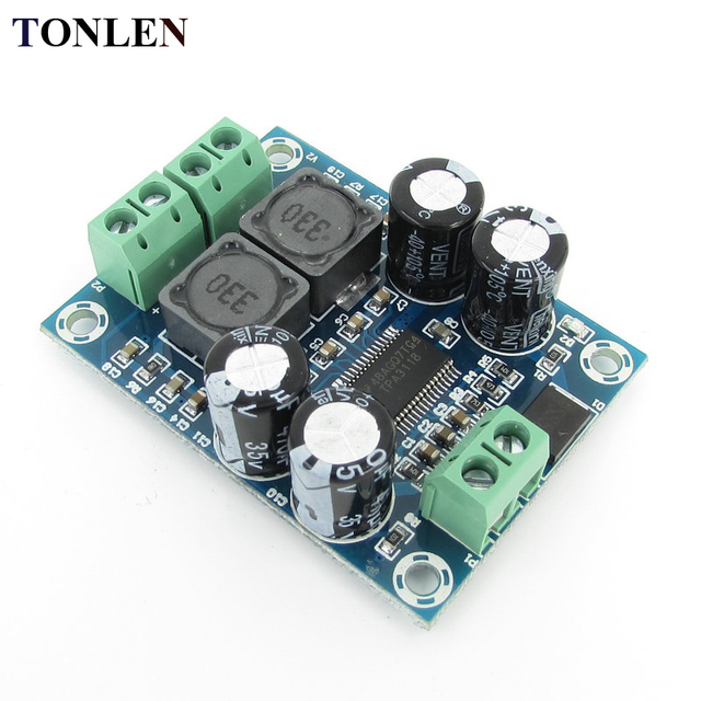 Best Price TONLEN Mini TPA3118 Digital Audio Amplifier Board