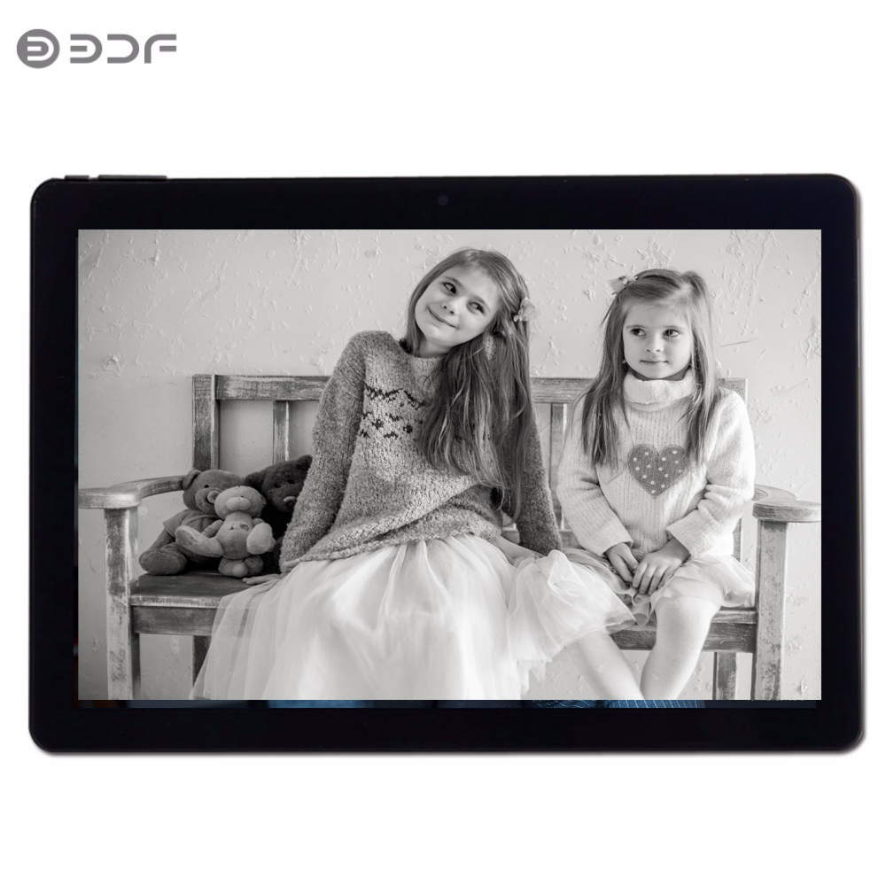 BDF 10 Inch Android 5.1 Quad Core Phone Call Tablets Pc 1GB+16GB WiFi Tablet IPS Support Google Play Market Tab Android Tablet
