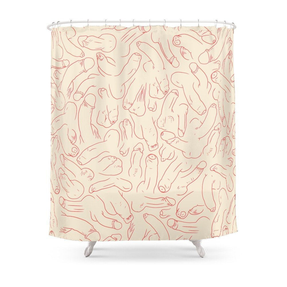 A Lie 48 X 72 Inch Shower Curtain Vintage Natural Afrocentric Beautiful Woman Waterproof Polyester Fabric