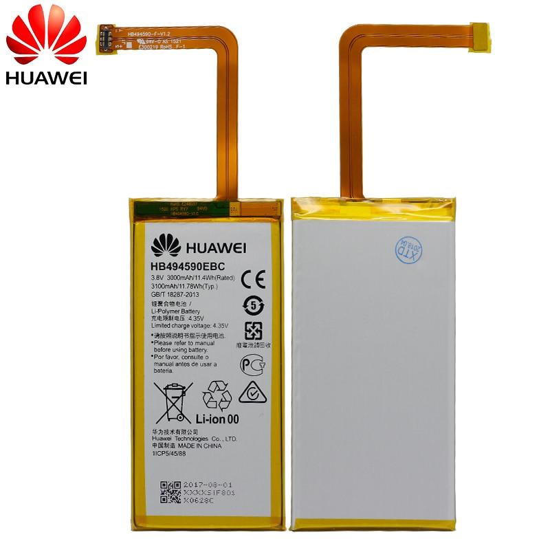 Image 4 - Hua Wei Original Phone Battery HB494590EBC For Huawei Honor 7 Glory PLK TL01H ATH AL00 PLK AL10 3000mAh-in Mobile Phone Batteries from Cellphones & Telecommunications