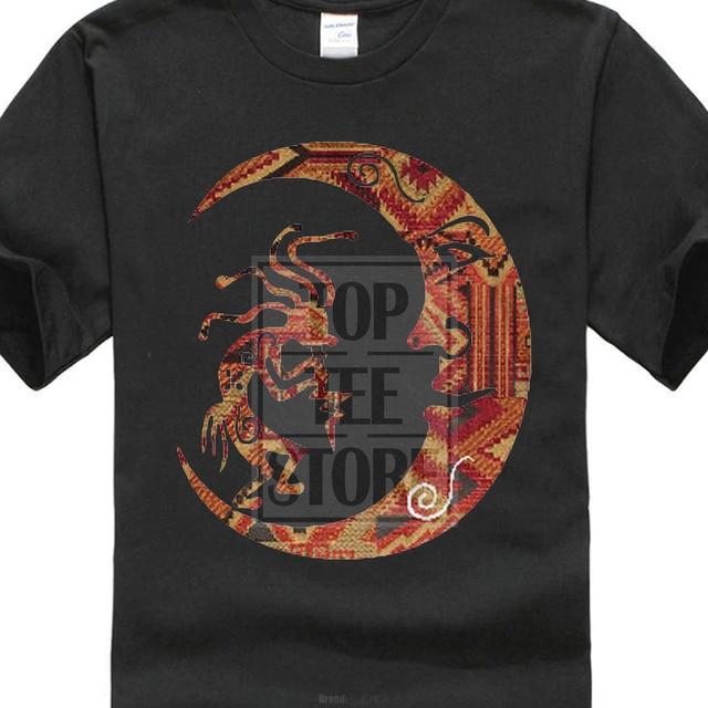 fashion design New Kokopelli Sun T Shirt Indian Native American