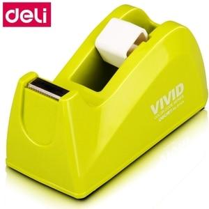 Deli 814A Band spender Mode Gürtel Sitz klebeband holde Max. 18mm band Bunte Stil Glatte Modellierung Scharfe klinge