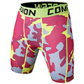 2016 New Summer Army Compression Tights Shorts Men Spandex Quick Dry  Shorts  Wear Vansydical
