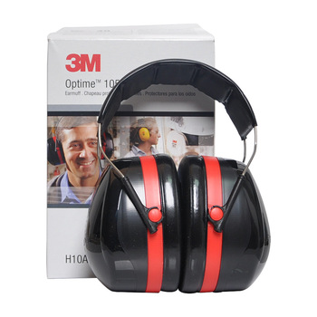 3M H10A Protective Earmuffs Professional Anti-noise Ear Protector Sound Insulation Noise Reduction Hearing Protection Ear muffs 5