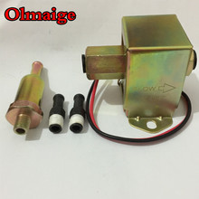 цена на High quality electronic fuel pump P502 12V fuel pump for carburetor, FORD