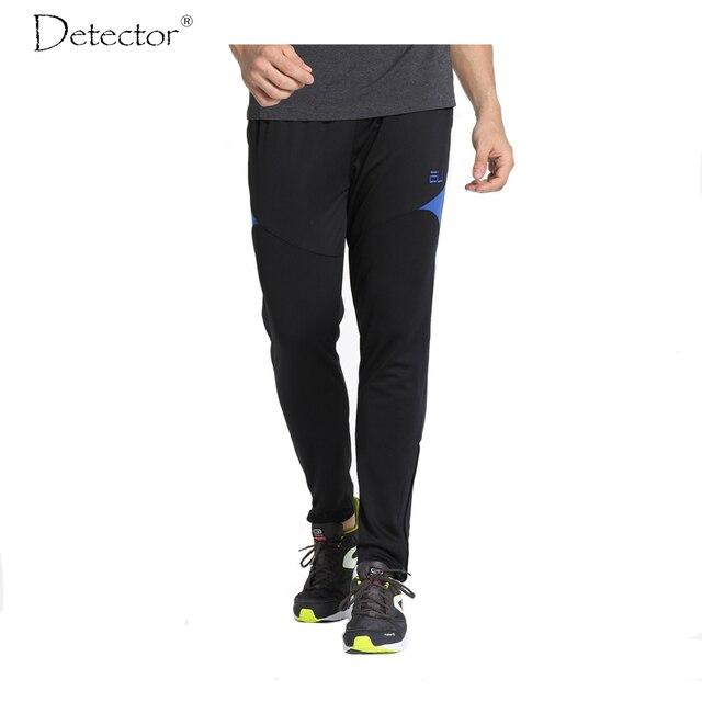 nouveau concept 29e4a e8c0c € 11.07 49% de réduction|Détecteur cyclisme Course à pied pantalon à  séchage rapide pantalon de jambe de sport football basketball formation  dans De ...