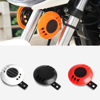 6 Colors Universal 12V Motorcycle Car Motorbike Snail Tweeter Audio Horn 110dB Scooter Bike Multi Tone