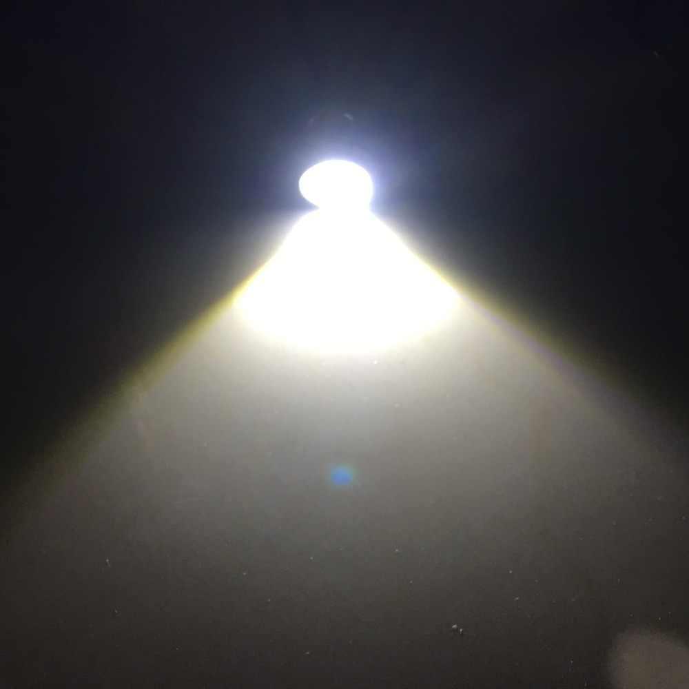 2x автомобиля светодио дный свет 12 В 23 мм 6 светодио дный двойной Цвет белый/желтый орел глаза днем ходовые огни DRL сигнальные лампы