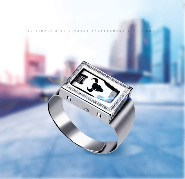 self defense ring