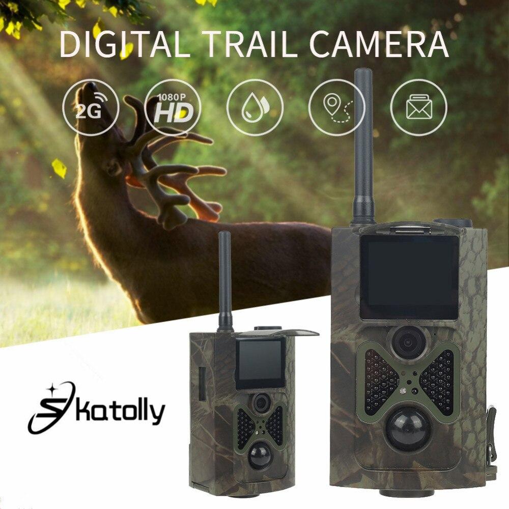Skatolly Brand HC Type Hunting Trail Cam HC-300A HC-300M HC-500M HC-700A HC-700G 1080 Full HD Hunting Camera Free shipping! hc   550g hunting camera four languages