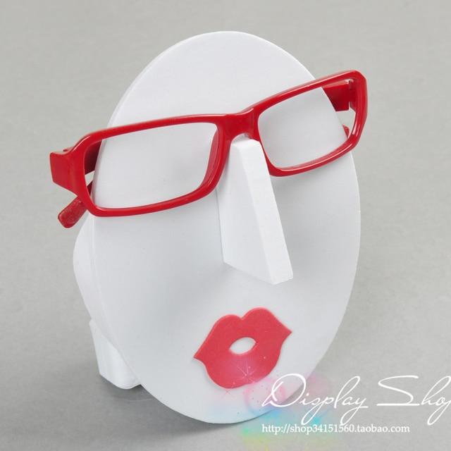5 pcs rosto modelo EVA óculos de sol display stand para feminino e masculino  óculos de 34f8e3b8f3