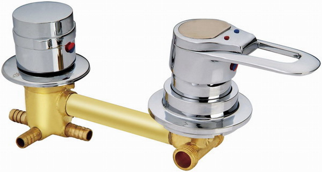Permalink to Copper shower room faucet ,shower room 2/3/4/5 mixing valve, shower room mixing valve shower room accessories