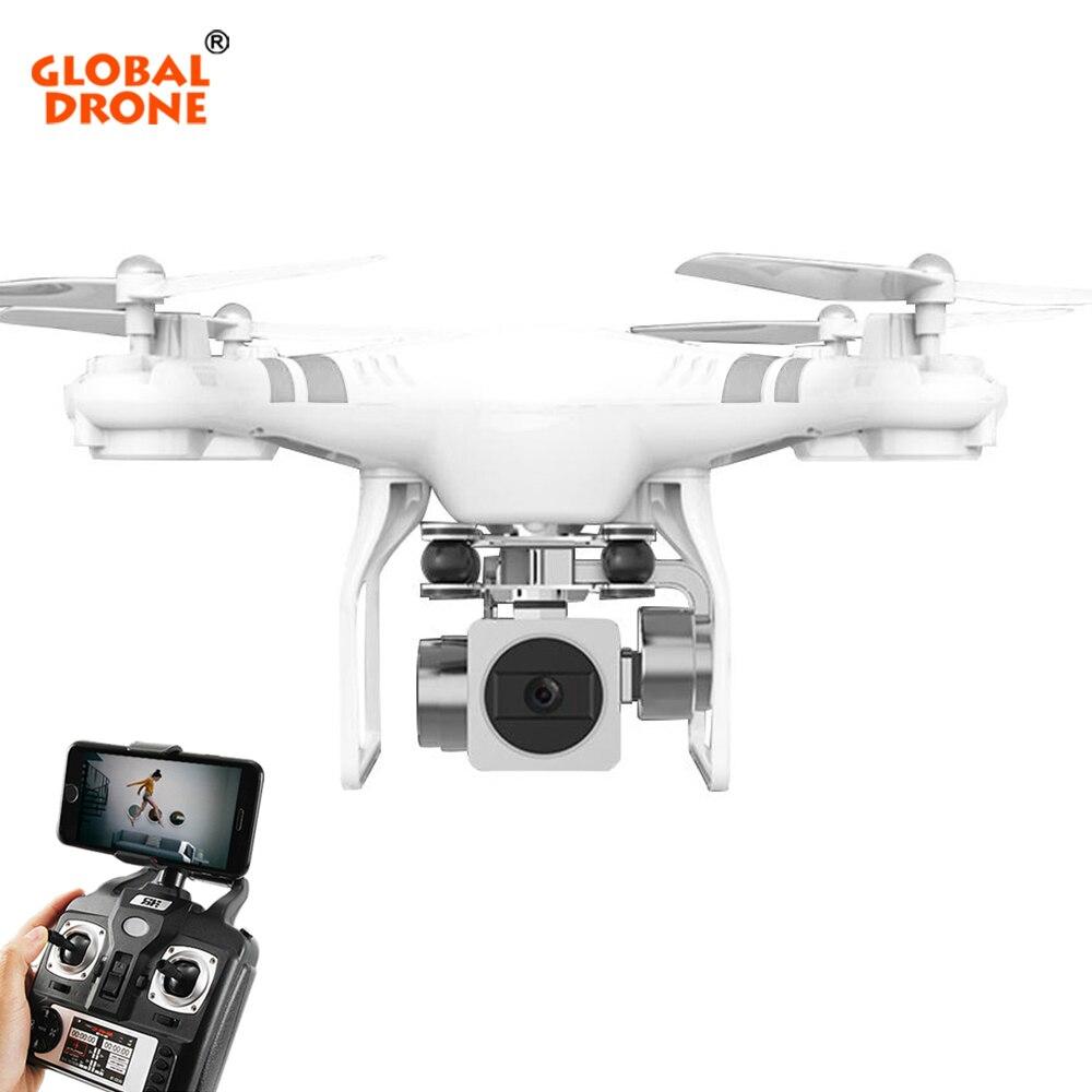 Mondiale Drone RC Dron Télécommande Drone Avec Caméra HD RC Quadcopter Dron Maintien D'altitude VS SYMA X5SW X5C