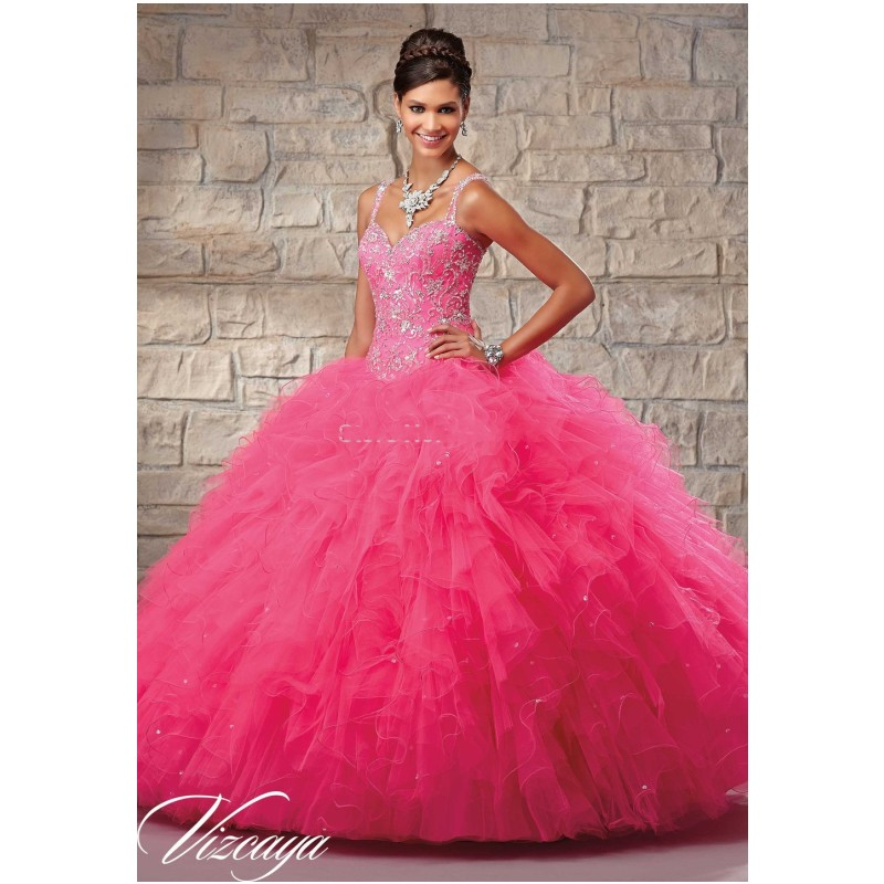 Online Get Cheap Hot Pink Sweet 16 Dresses with Straps -Aliexpress ...