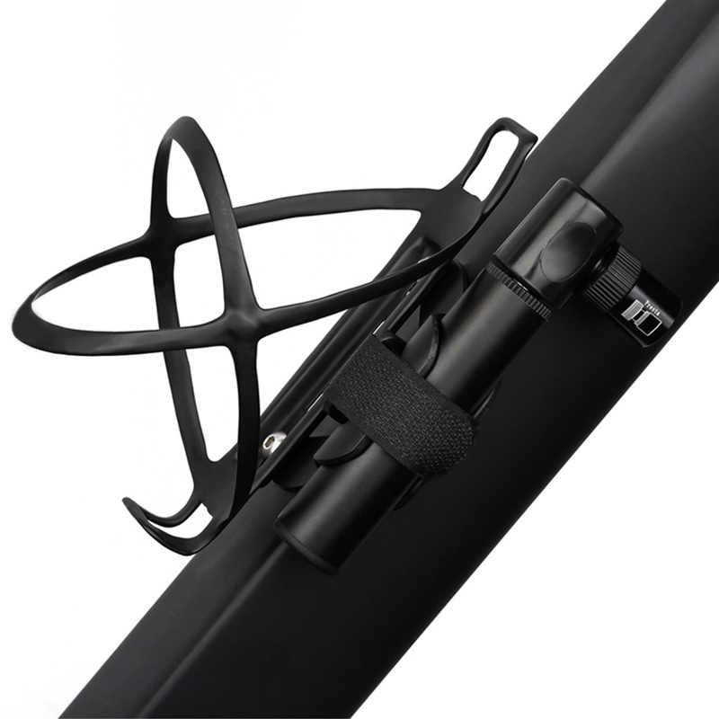 حديثا 1 قطعة المحمولة سبائك الألومنيوم مصغرة دراجة مضخة يدوية Urltra ضوء دراجة هوائية جبلية مضخة هواء BF88