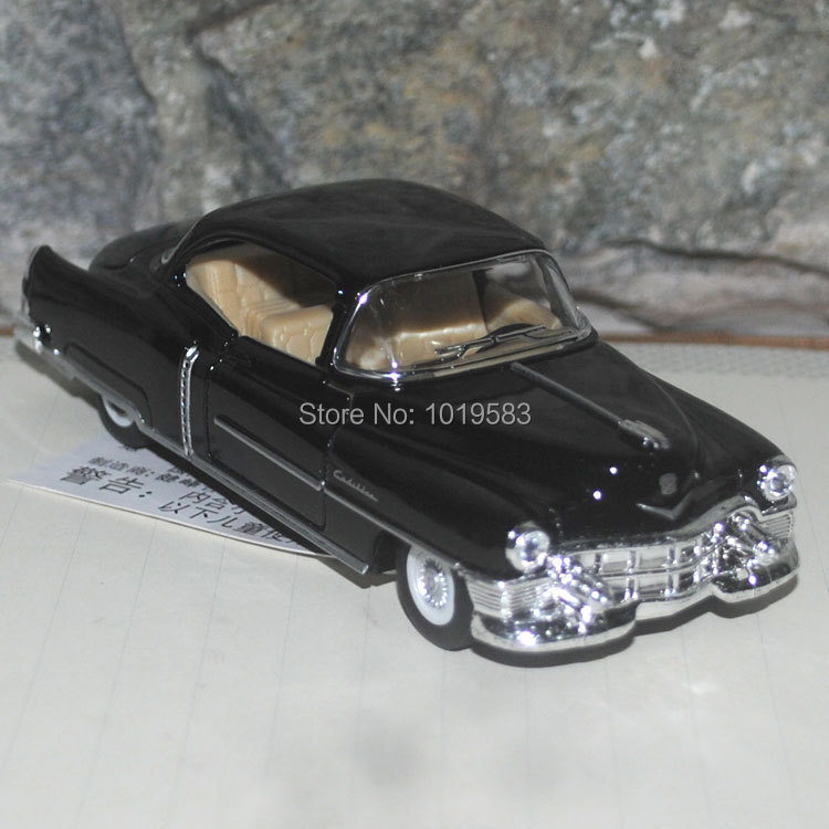 brand new 143 classic car toys cadillac 1953 vintage diecast metal pull back car