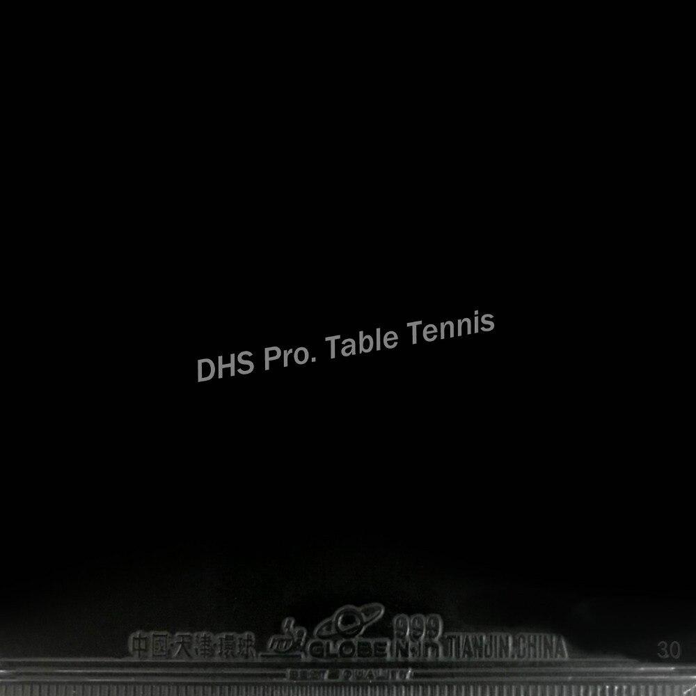 Глобус 999 Поставка Китай Национальная команда Pips в настольном теннисе Резина с губкой