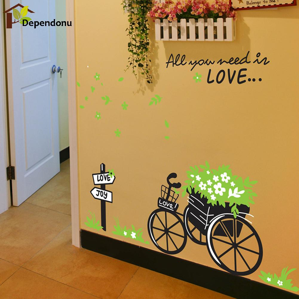 Compare prices on bicycle wallpapers online shopping buy for 70 bike decoration