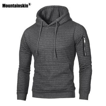 Moutainskin Long Sleeve Hoodie