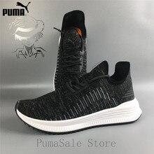 29d42f1d7ba7 Chaussures de sport Original PUMA homme AVID EvoKNIT amorti chaussures de  sport hommes chaussures de Badminton