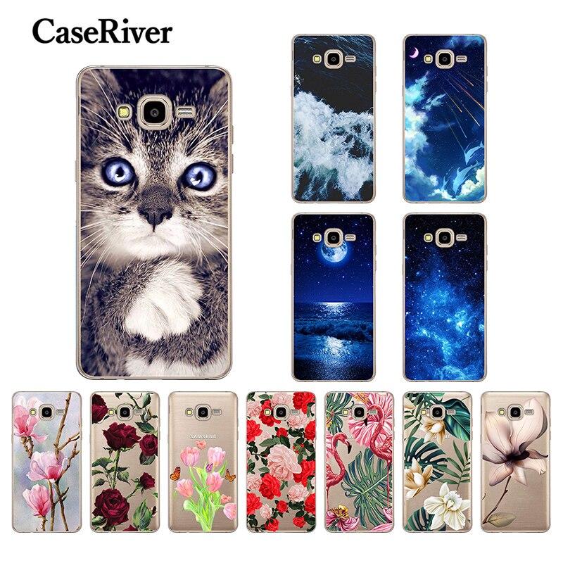 Galleria fotografica Case FOR Samsung Galaxy J5 2016 Case Cover Soft TPU Silicone Phone Coque 5.2