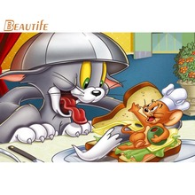 Grosshandel Tom And Jerry Fabric Gallery Billig Kaufen Tom And