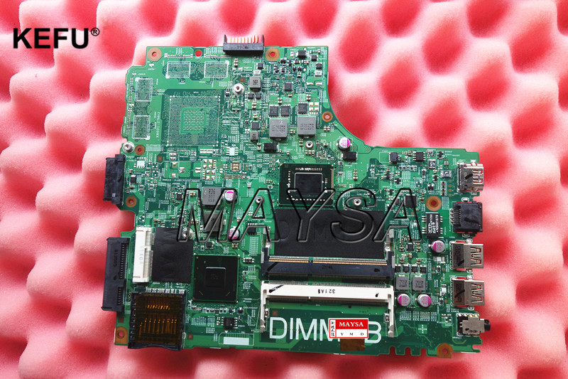 Latop Motherboard Fit For DELL 14R 3421 5421 Series Notebook PC PWB 5J8Y4 CN-05HG8X 05HG8X with I3-3217 CPU, 100% working купить в Москве 2019