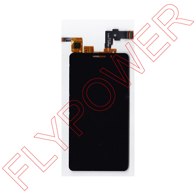 LCD Display + Touch Screen Digitizer Glass Panel For Sencor Element P450