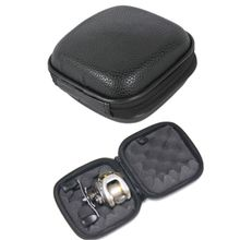 Fishing Wheel Package Fishing Reel Sponge Hard Case Pouch Bag Fly Spinning Tackle