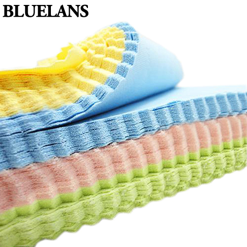 Blulans 100Pcs Microfiber Phone Screen Camera Lens Glasses Square Cleaner Cleaning Cloth image