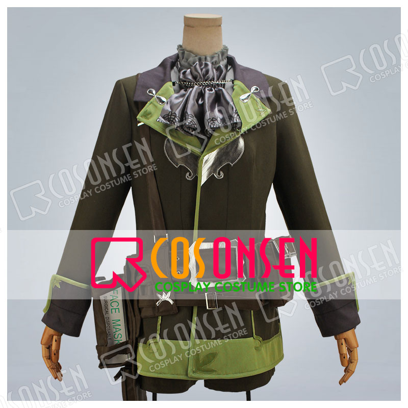 Hot Game SINoALICE Alice Pinocchio Uniforms Halloween Cosplay Costume COSPLAYONSEN All Size
