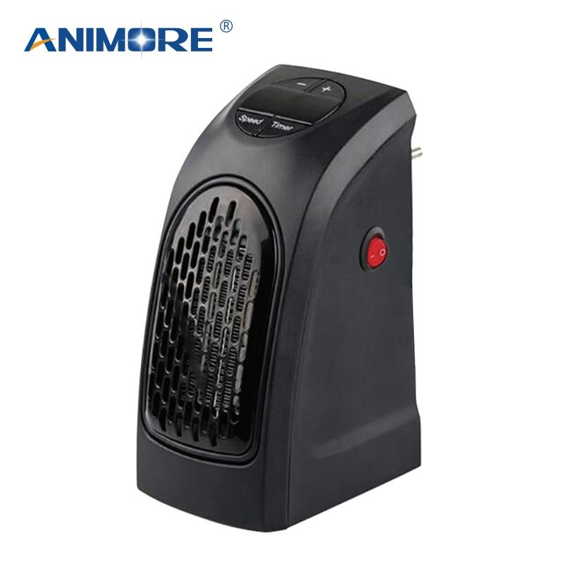 ANIMORE 400 w di Figura Del Fumetto Mini Ventilatore Desktop di Riscaldamento Domestico Riscaldatore Elettrico Veloce A Portata di mano Riscaldatore Caldo Macchina per L'inverno EH -01