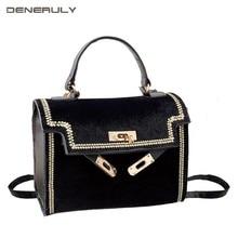 Faux Suede Leather Bags Women Designer Famous Brand Bag 2019 Fashion Vintage Crossbody Ladies Luxury Handbags