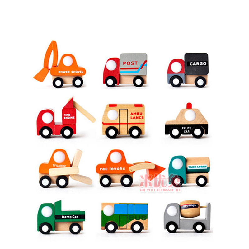 Wooden Toys For Pre School : Popular preschool cars buy cheap lots from