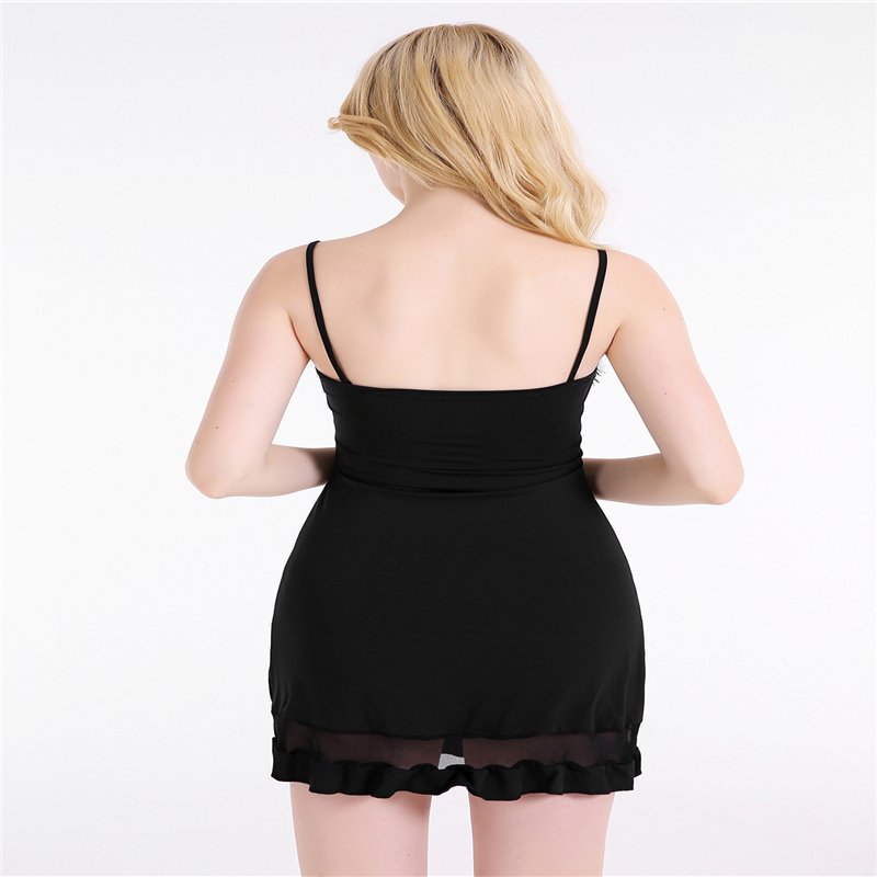 Lei SAGLY High Quality Women Sleeveless Lace Mini Dress Fashion Sexy Black Halter Nightclub Dress Women Summer Clothes in Dresses from Women 39 s Clothing