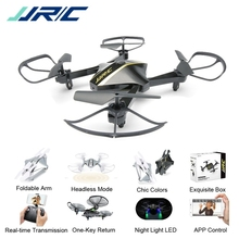 купить JJRC H44WH DIAMAN 720P WIFI FPV Foldable Selfie Drone With Altitude Hold Mode RC Quadcopter Helicopter RTF VS H37 Mini H43WH недорого