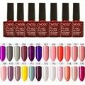 CNDSE Gel de uñas polaco UV & LED brillante colorido 156 colores 10 ml larga duración empapa de barniz barato manicura uñas de gel