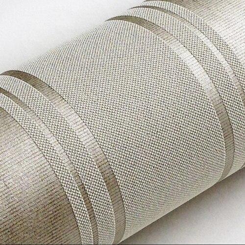 Aliexpress Com Buy Modern Grey Horizontal Stripes