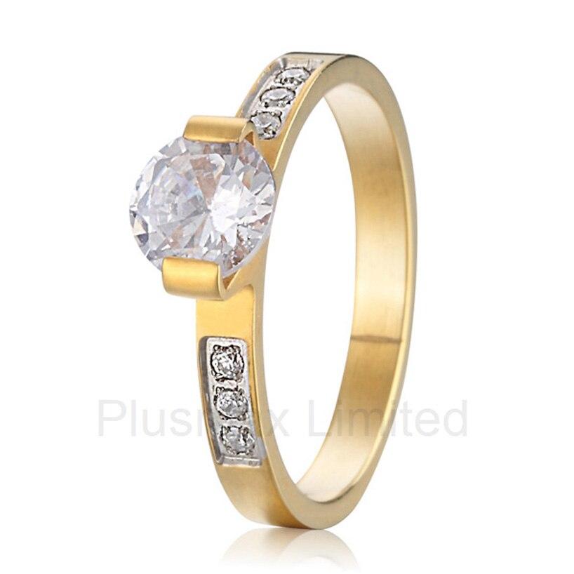 Anel livraison gratuite UK vintage femmes fiançailles anneaux de mariage pas cher bijoux en titane pur pour hommes