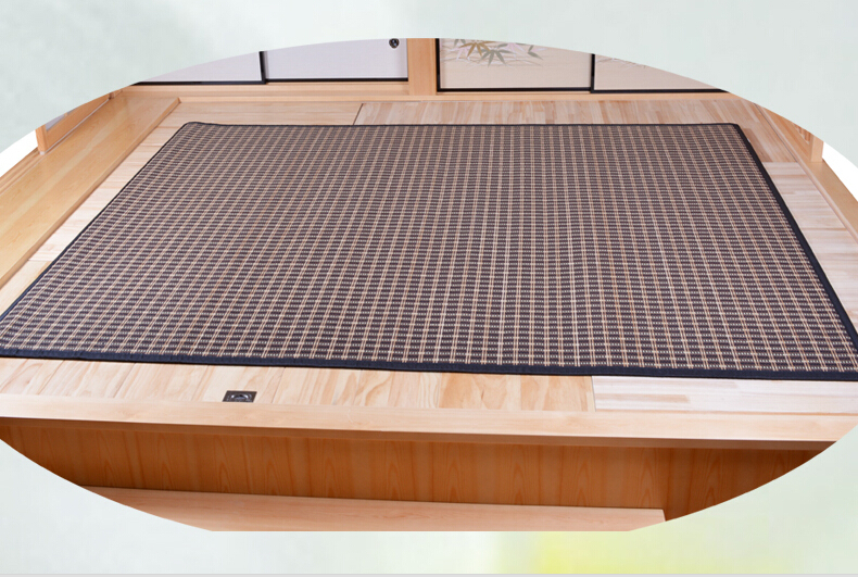 Japanese Floor Bamboo Carpet Pad Large Size 180/230cm Mattress Mat - Home Textile - Photo 3