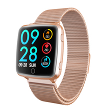 BL89 Heart Rate Smartwatch Men Blood Pressure Monitor Weather Sync Sleep Tracker Fitness Tracker Smart watch for iphone Xiaomi