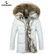Parka à capuche, veste de haute qualité pour hommes et femmes, épaisse et chaude, de marque jaune noir blanc, blanc, collection S 5XL