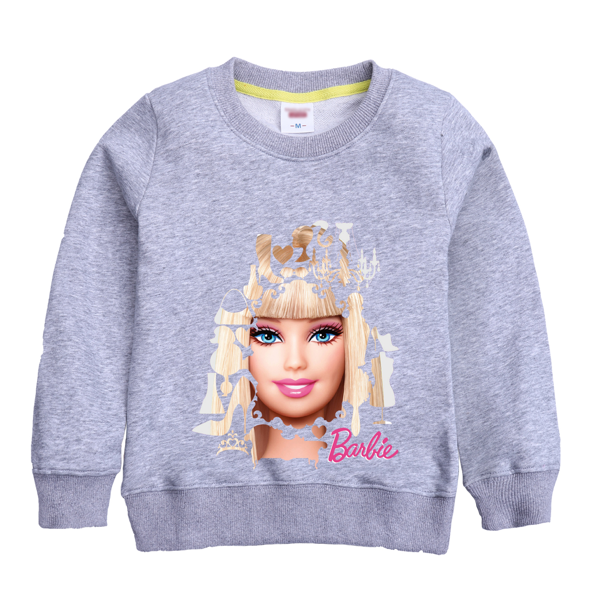 f24c0814a 2017 Winter autumn sweatshirt girl s hooded clothing for lovely girl  pattern printed hot top sweater design