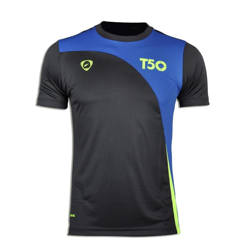 Нові прибуття 2019 чоловіки Дизайнерські футболки Повсякденні Швидко сухий Slim Fit Сорочки Топи і Трійці Розмір S M L XL LSL145 (ВИБЕРІТЬ САЙТ США)