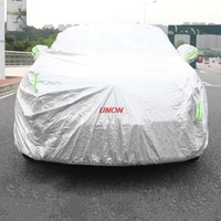 Car Cover Protection Case Waterproof Sun Shade Auto Covers Accessories Fit For Toyota CHR IZOA 2018