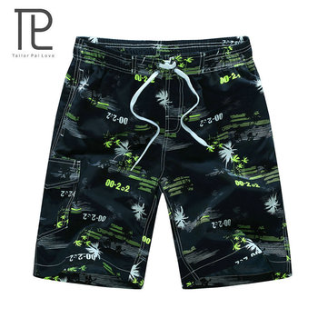 2019 new arrivals Summer Beach Shorts fashion printed quick dry board shorts M-3XL drop shipping AYG216 1