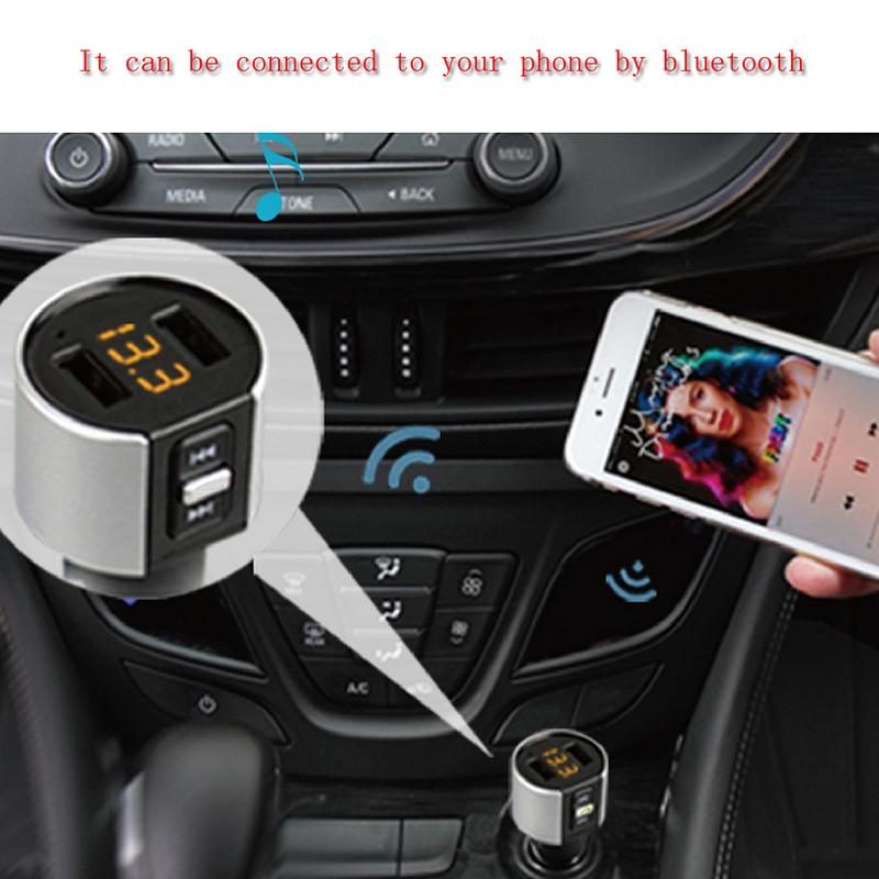 E0007 bluetooth car kit